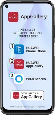 Smartphone Huawei P40 Lite Noir