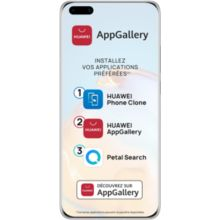 Smartphone HUAWEI P40 Pro Gris 5G