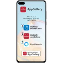 Smartphone HUAWEI P40 Gris 5G Reconditionné