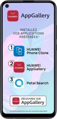 Smartphone Huawei P40 Lite E Noir