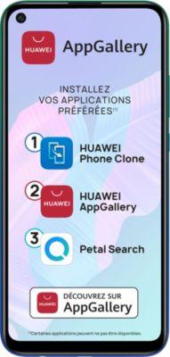 Smartphone Huawei P40 Lite E Bleu