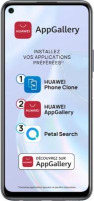 Smartphone Huawei P40 Lite Noir 5G