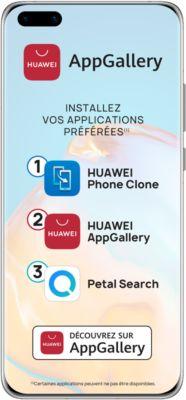 Smartphone Huawei P40 Pro+ Noir 5G