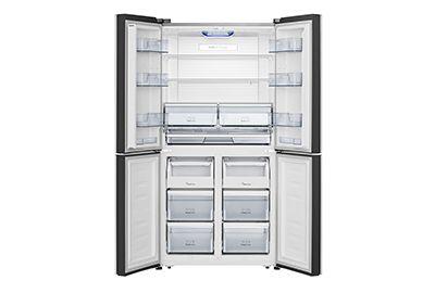 Mettre en avant le coté reversible du congelateur modifiable en refrigerateur