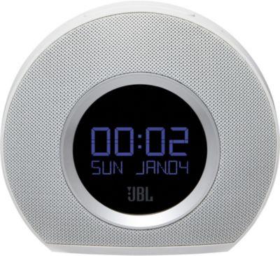 Radio réveil JBL Horizon Blanc Bluetooth