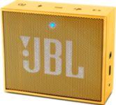 Enceinte JBL Go jaune