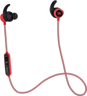 Ecouteurs intra JBL Reflect mini BT rouge