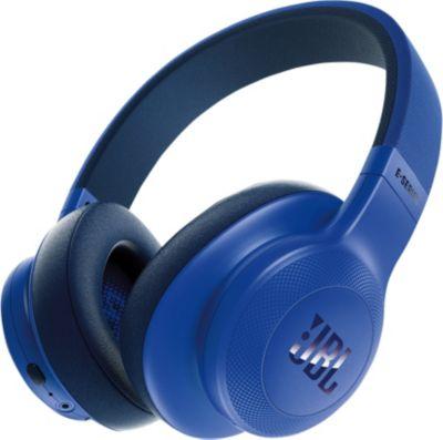 Casque Arceau JBL E55 BT bleu
