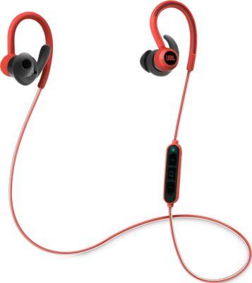 Casque Sport JBL Reflect contour rouge