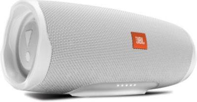 Enceinte Bluetooth JBL Charge 4 blanc