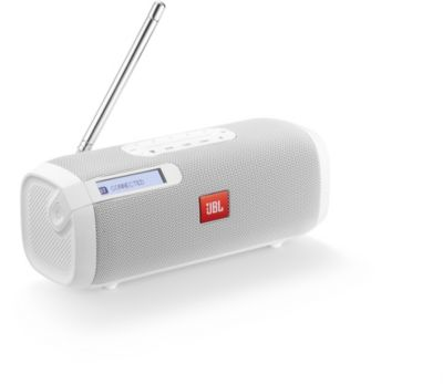 Radio numérique JBL Tuner blanc