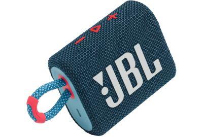 Enceinte JBL Go 3 Blanc