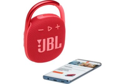 Enceinte JBL Clip 4 Noir