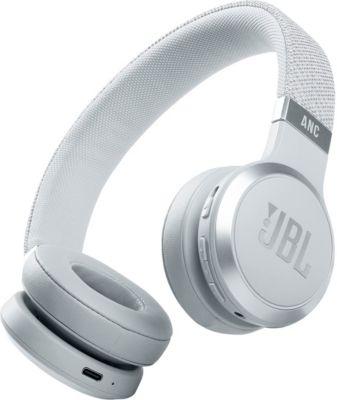 Casque JBL Live 460 NC Blanc