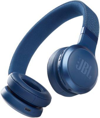 Casque JBL Live 460 NC Bleu