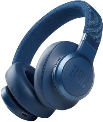 Casque JBL Live 660 NC Bleu