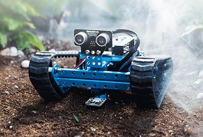 Robot connecté MAKEBLOCK Mbot Ranger