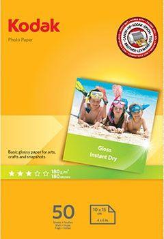 Papier photo Kodak Photo Gloss Ultra Premium 180g 10x15 50f