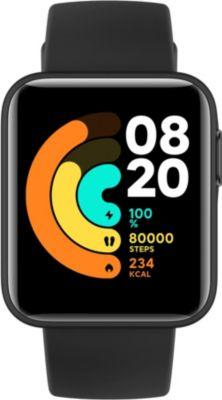 Montre connectée Xiaomi Mi Watch Lite Noir