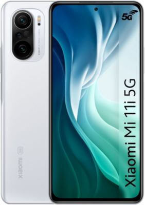 Smartphone Xiaomi Mi 11i Blanc 5G