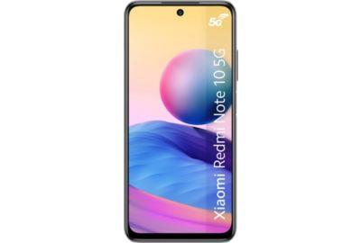 Smartphone XIAOMI Redmi Note 10 Silver 5