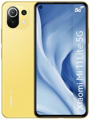 Smartphone Xiaomi Mi 11 Lite Jaune 5G