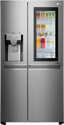 Réfrigérateur Américain LG GSK6676SC InstaView