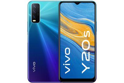 Smartphone VIVO Y20S Bleu