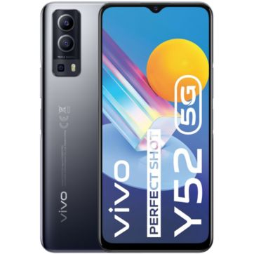 Smartphone VIVO Y52 Noir 5G