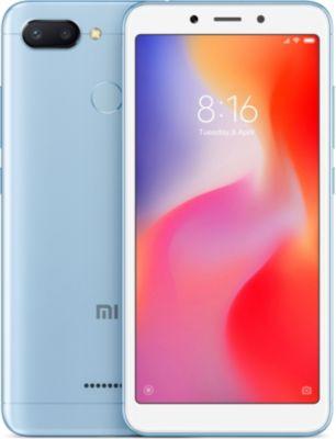 Smartphone Xiaomi Redmi 6A 2+16 Go Bleu