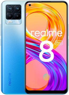 Smartphone Realme 8 Pro Bleu