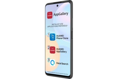 Smartphone HUAWEI Psmart 2021 Noir