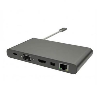 Hub Hyper Drive Ultimate USB-C MacBook et PC