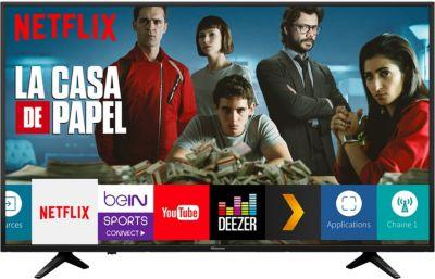 TV LED Hisense H50A6100