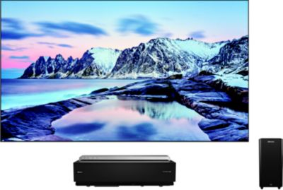 Vidéoprojecteur home cinéma Hisense H100LDA Laser TV