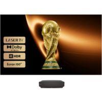 Vidéoprojecteur home cinéma HISENSE 100L5F-B12 Laser TV + ecran