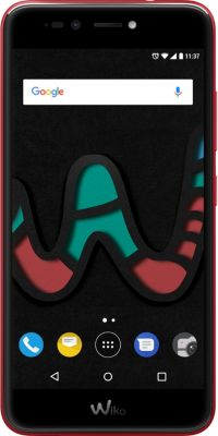 Smartphone Wiko U Pulse lite rouge