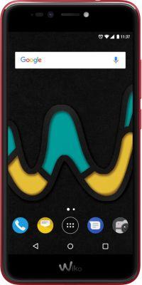 Smartphone Wiko U Pulse rouge
