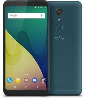 Smartphone Wiko View XL Deep Bleen