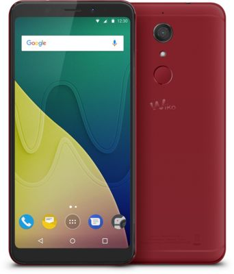 Smartphone Wiko View XL Rouge