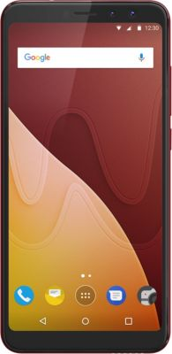 Smartphone Wiko View Prime Cherry Red