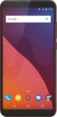 Smartphone Wiko View 16 Go Cherry Red