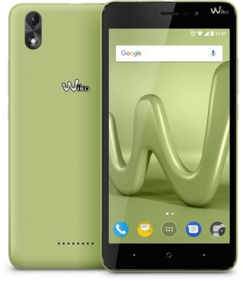 wiko lenny 4 plus lime smartphone android boulanger. Black Bedroom Furniture Sets. Home Design Ideas