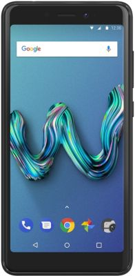 Smartphone Wiko Tommy 3 Anthracite Bleen