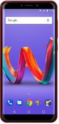 Smartphone Wiko Harry 2 Rouge