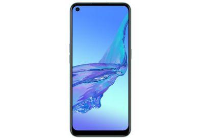 Smartphone OPPO A53 Vert