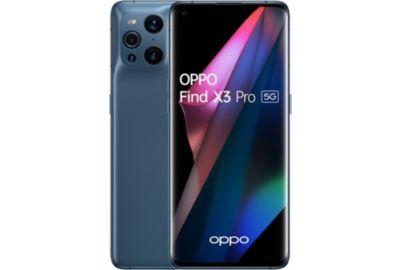 Smartphone OPPO Find X3 Pro Noir 5G