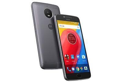 Smartphone MOTOROLA E4 Plus Gris