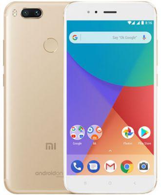 Smartphone Xiaomi Mi A1 Gold 4 64Go