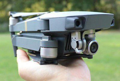 Drones DRONE DJI MAVIC PRO - FLY MORE COMBO